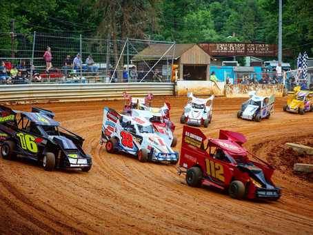 Weather Cancels second Keystone Cup Race