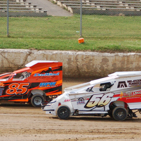 Pinkerous and Rogosich ahead of the pack at Empire Series Opener