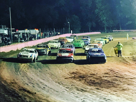 Updegraff 150th Charger Winners; Adams Auto Sales Hall of Fame Classic to Gingrich