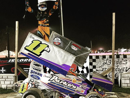 Lane and Bishop top Micro Sprint races