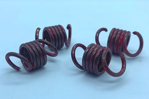 Clutch Springs - Red
