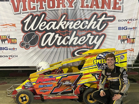 Scott Neary and Chase Schott invade Spirit Auto Speedway with Keystone Cup Success