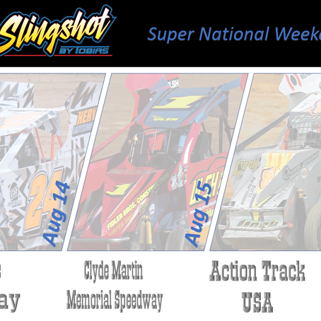 Northeast Super National Weekend Friday, Saturday, Sunday