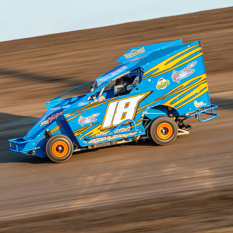 Raynard stays on top at Estevan Motor Speedway in 2020