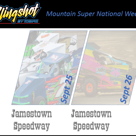 Mountain Series Super National Weekend Sept 25 & 26