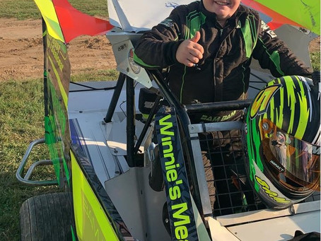 Junior Slingshot Empire Series Title to Pinkerous