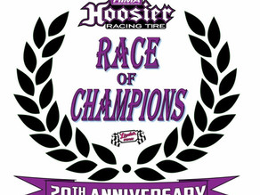 Race of Champions Entry Information