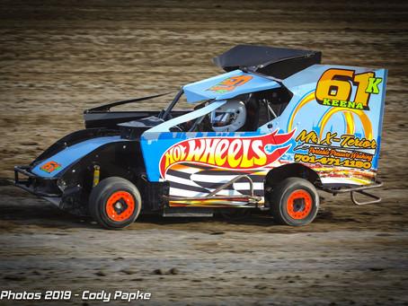 """Jamestown """"Stock Car Stampede"""" Highlighted by Slingshot Super National"""