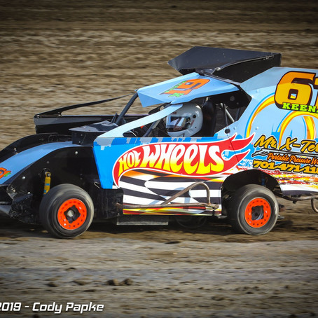"Jamestown ""Stock Car Stampede"" Highlighted by Slingshot Super National"