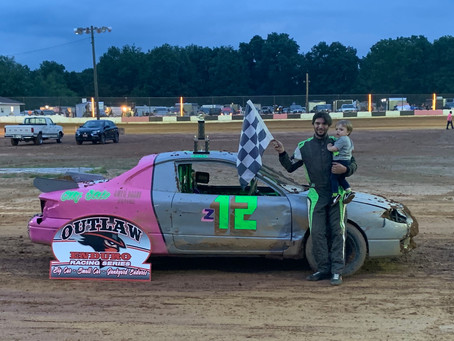 Getz Inaugural Outlaw Enduro Winner; Guistwite & Hoch victorious as well