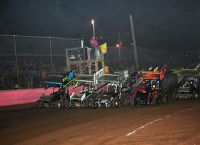 "$1,000 to win 270 Micro Sprint ""Hawk"" race Friday Sept 25"