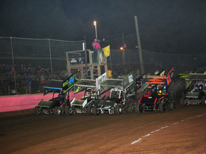 "$1,000 to win 270 Micro Sprint ""Hawk"" race Friday Sept 25"