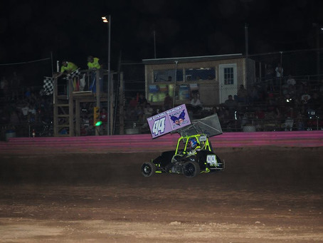 Glass Take 125 Micro Sprint Win; Carraghan Opens Speedweek with Win