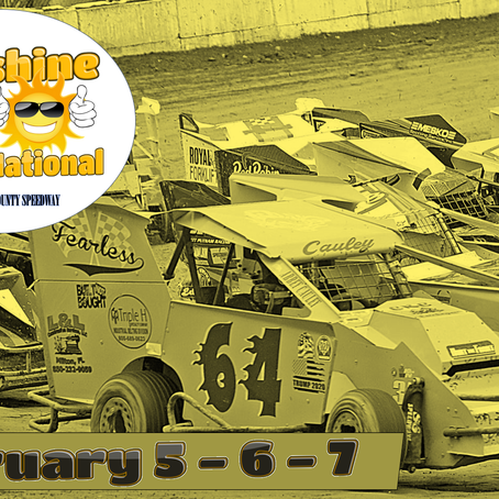 Florida's Marion County Speedway to host Feb 5,6,7 Super National