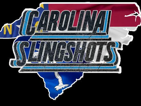 Carolina Slingshots Ready for Take Off