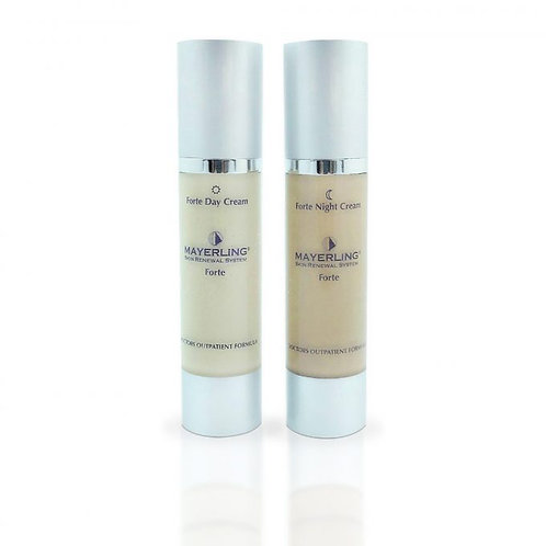 Forte Day and Night Face Creams 2 x 50g