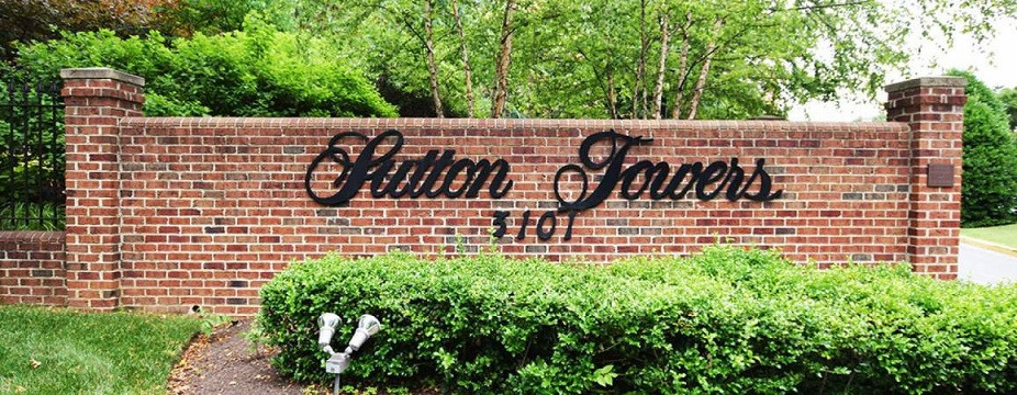 Hiton Towers Sign