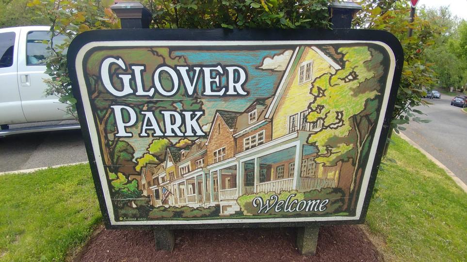 Glover Park SIgn