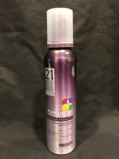 Colour Fanatic Instant Conditioning Whipped Cream 4oz
