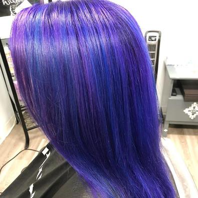 Fun fall fashion color hair! #fashioncol