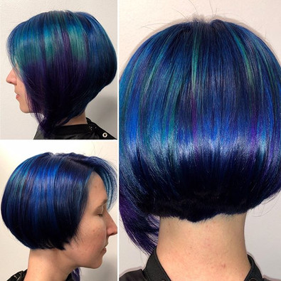 Peacock inspired fashion color! #pulprio