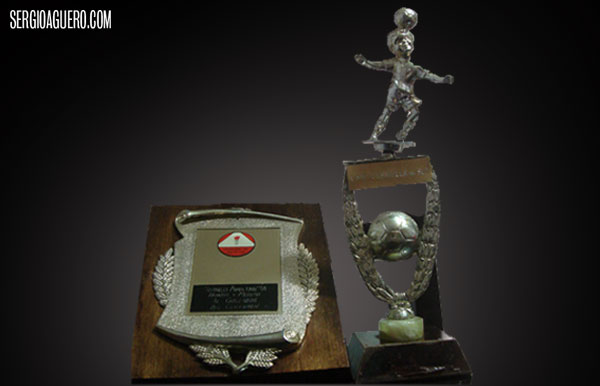 Trophy of the Tourney of Chascomus
