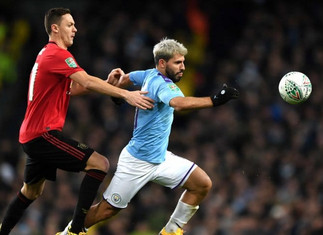 City edge into Carabao Cup final after tense semi