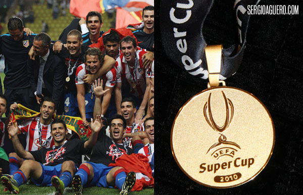 Medalla de la Súper Copa