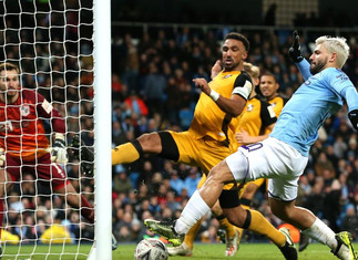 City ease past spirited Vale