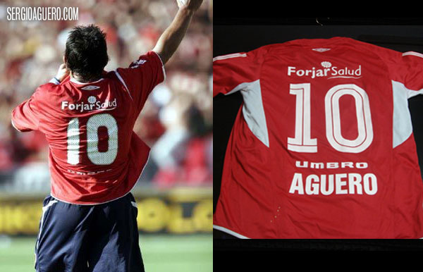 Independiente´s No.10