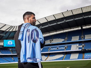 """""""Manchester City siempre en mi corazón"""""""