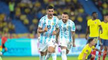 Empates en la doble fecha por la eliminatoria rumbo a Qatar 2022