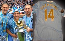Premier League jersey - 2014