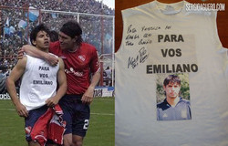 This is for you, Emiliano