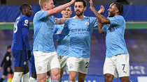 Superb City too hot for Chelsea
