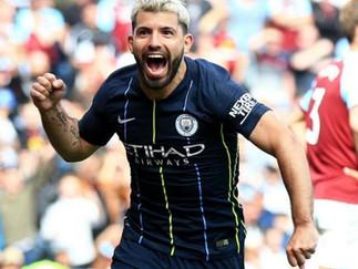 Daily Mirror: Kun in Premier League's Historic Top 10