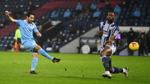 Sublime City go to after hitting five al West Brom