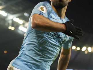 Sergio ends decade as Premier League top scorer