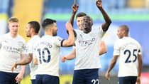 City edge closer to title with win over Foxes