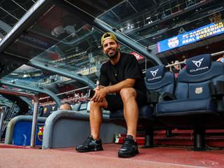 En el Camp Nou y victoria del Barcelona