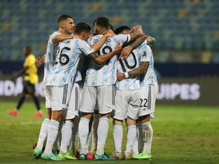 Copa América: a semifinales!