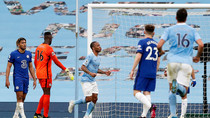 City`s title push put on hold after loss to Chelsea