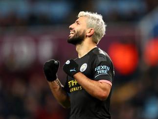 Sergio sets new records as City run riot