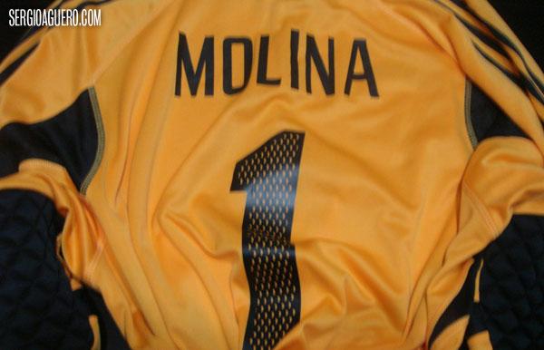 Camiseta de Emiliano