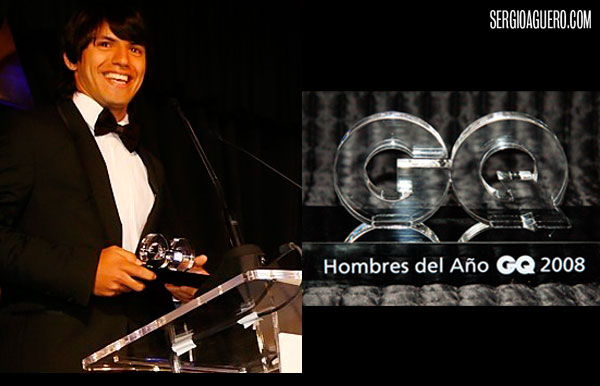 GQ Magazine Award
