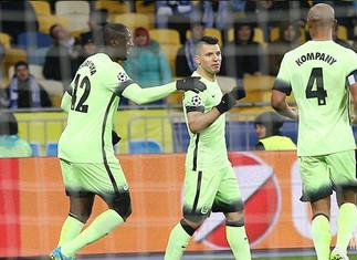 Dinamo Kyiv 1 - City 3