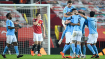 Derby win sends City into fourth consecutive Carabao Cup Final