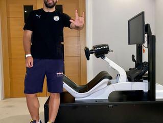 Sergio correrá el GP Virtual de F1 de España