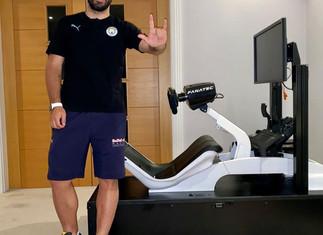 Sergio will race Spain's Virtual F1 Grand Prix