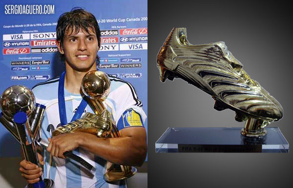 Golden Shoe, FIFA U-20 World Cup